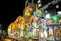 São Clemente foi a primeira escola a entrar na Sapucaí no segundo dia de desfiles no Rio
