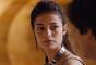 """Gloria, personagem interpretada por Cynthia Senek. Terceira temporada de """"3%"""" estreia nesta sexta-feira (7)"""