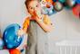 Ensaio de 2 anos de José Filho, filho do sertanejo Zé Neto, teve como tema Baby Shark