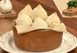 Coxinha de pão de queijo