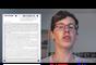 Lucas Felpi dá dicas de estudos para quem quer fazer o vestibular