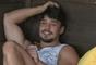 Em 'A Fazenda 11', Lucas Viana comemora saída de André Nóbrega: 'Parece que saiu um câncer daqui'