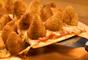 Pizza de coxinha