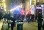 Manifestantes foram às ruas contra medidas rígidas anti-Covid