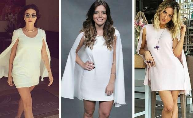 Giovanna Lancellotti repete look de Thaila e Ewbank