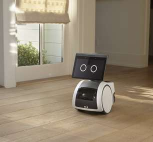 Alexa, da Amazon, virou robô e agora pode andar pela casa