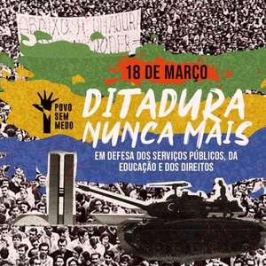 Oposição convoca manifestações contra o governo Bolsonaro