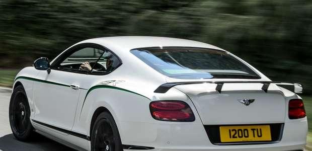 Bentley Continental GT3-R eleva la definición de lujo