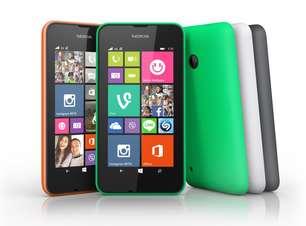 Microsoft anuncia Lumia 530, modelo acessível da linha Lumia