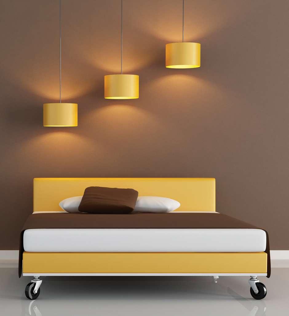 Decorao Amarela Para Sala Como Decorar Uma Sala Usando Cores  -> Cor De Parede Para Sala Amarelo