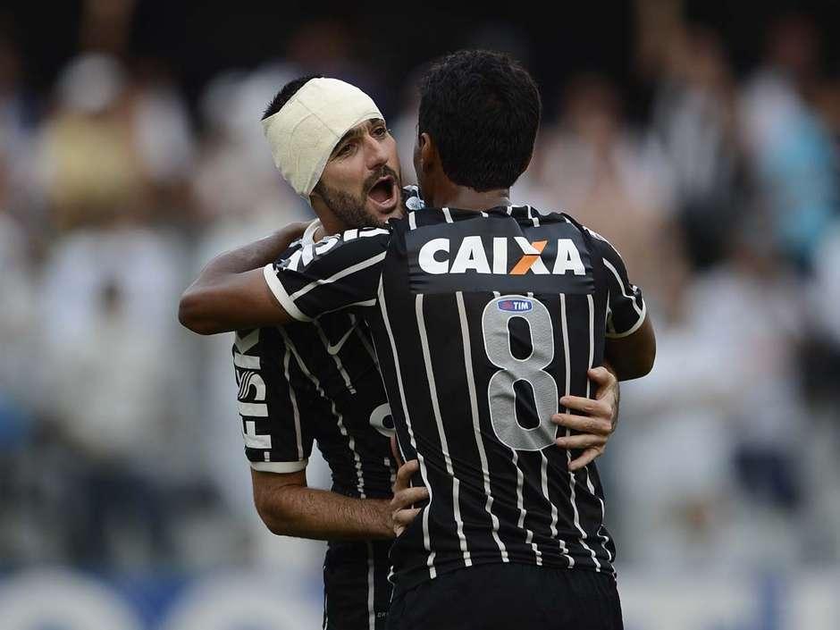 82cc2f3633 Corinthians empata