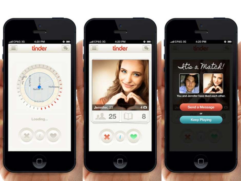 Aplicativo tinder dating