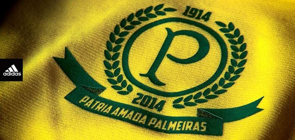 a1bd2f431e Palmeiras vende uma camisa comemorativa do centenário por minuto