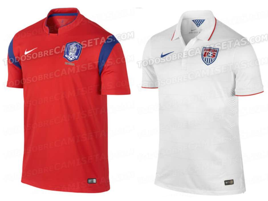 f5cd3ce3c020e Site vaza camisas de Portugal e mais três seleções para Copa