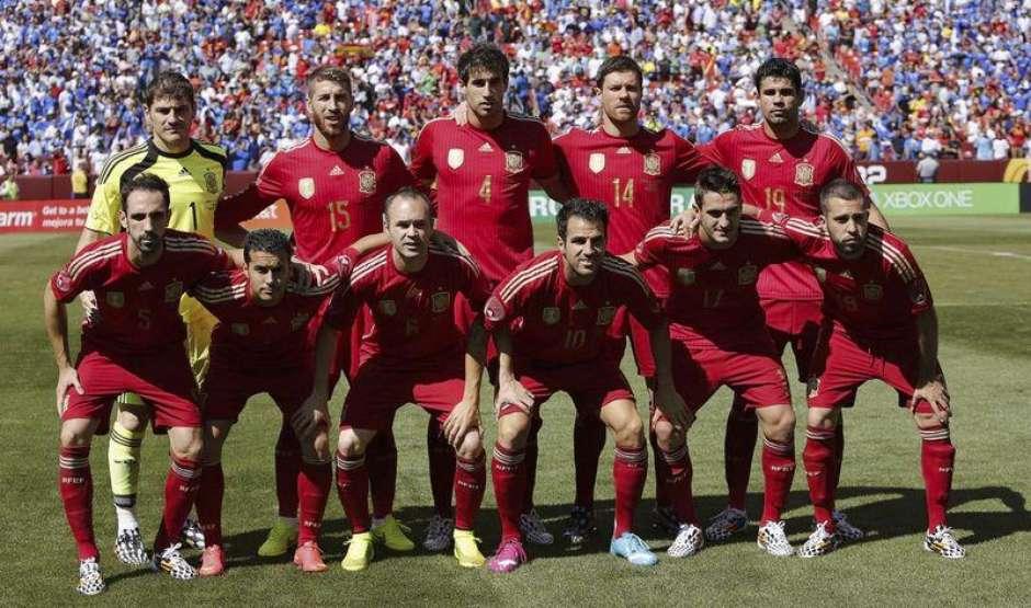 31c6a0e37a4cb Conheça os 23 jogadores da Espanha