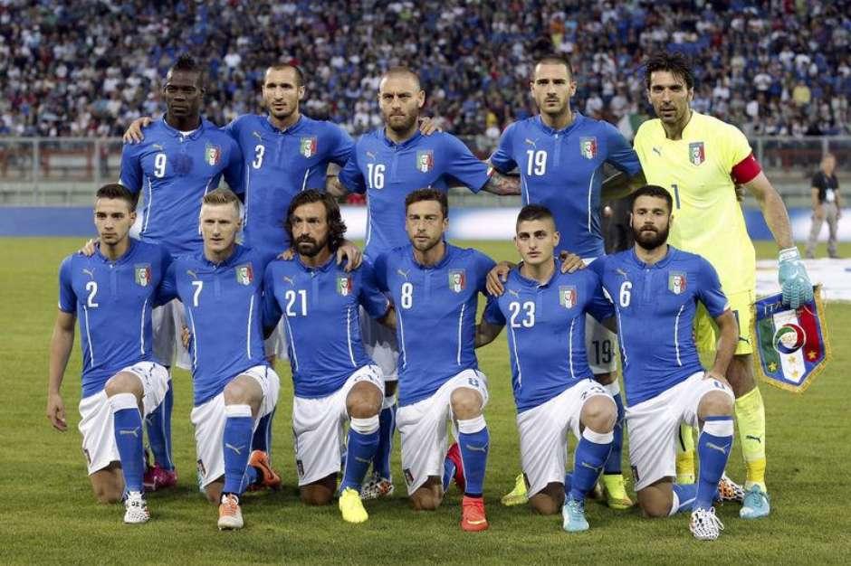 f9ff822faf Conheça os 23 jogadores da Itália