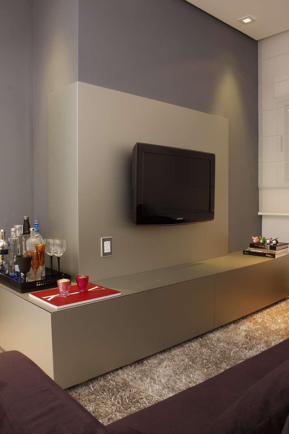 Moveis Planejados Para Pequenos Sala Mveis Planejados Para Pequenos  -> Sala Simples Projetada
