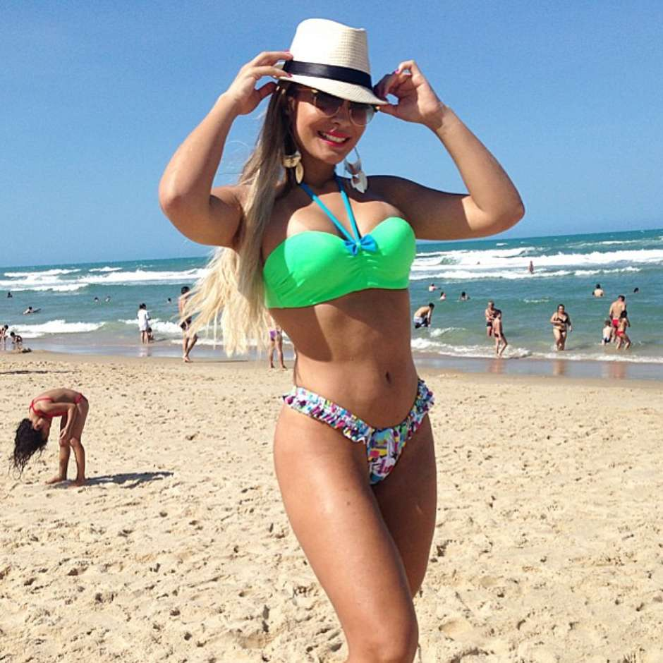 cameltoe Bikini Geisy Arruda naked photo 2017