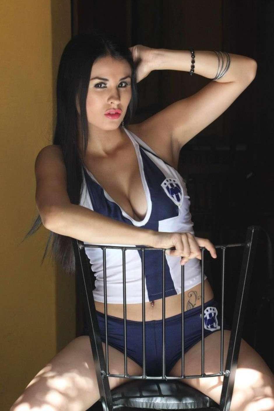 Fabiola Martinez Facebook Vivian cepeda y bellas aficionadas de los ...
