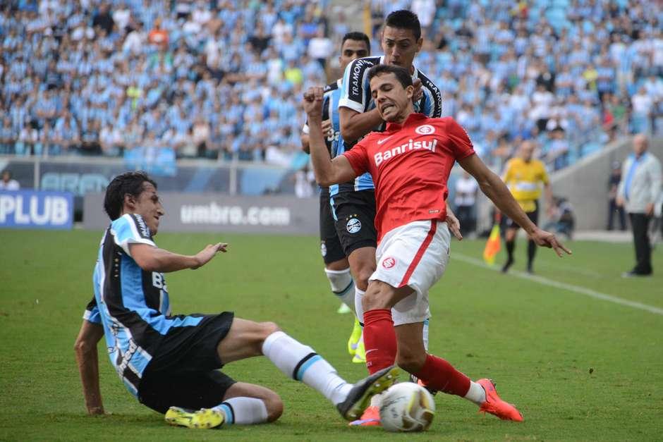 134272ef65 Grêmio x Internacional - Campeonato Gaúcho