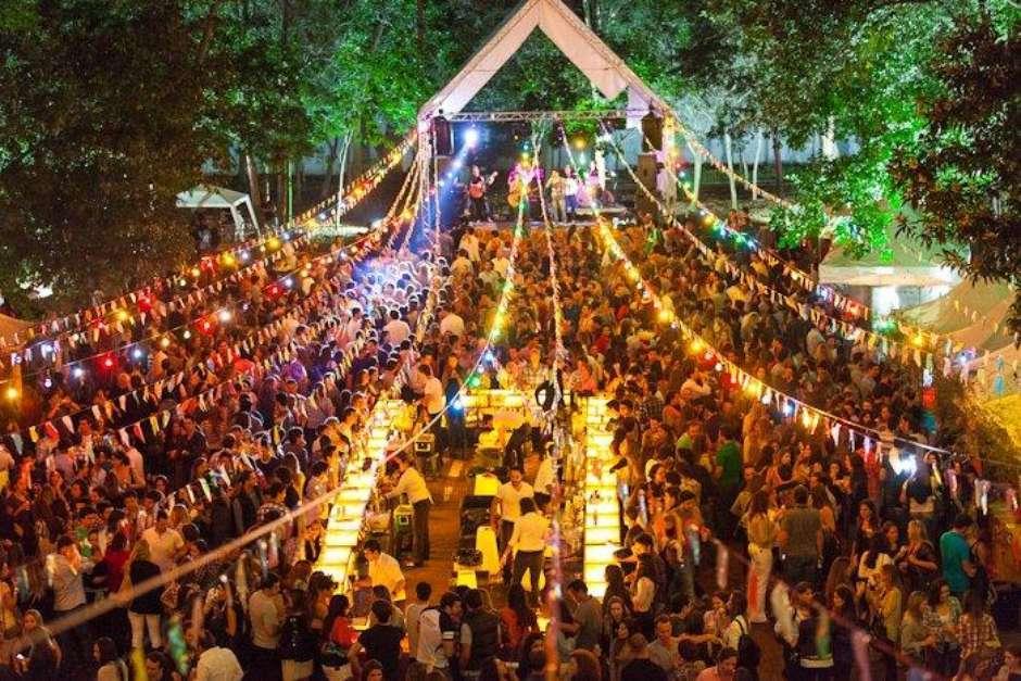 Como Organizar Festa Junina Decoração Comidas Bebidas Quadrilha