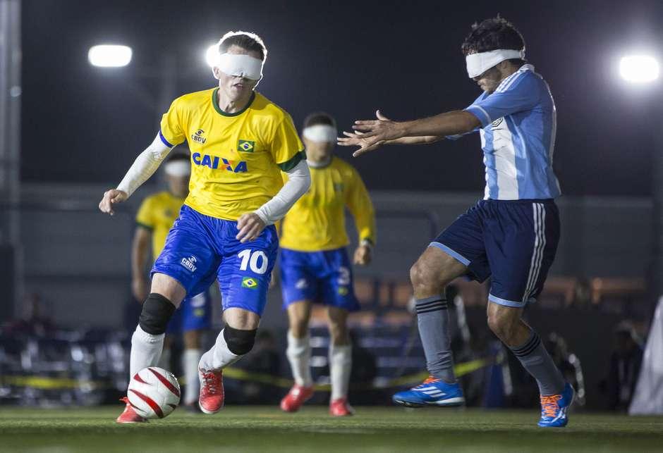 Futebol de cegos  Seleção chega a oito anos sem perder título 85846690e5caa