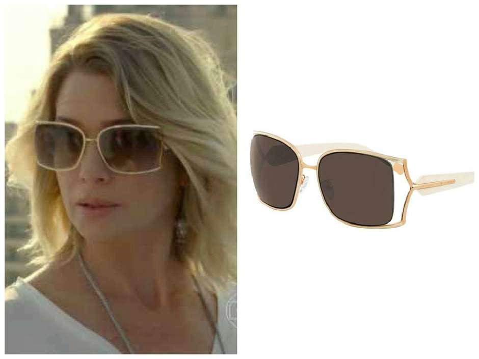 3f7b0ee6425e0 Óculos de sol de Letícia Spiller são os mais pedidos da Globo