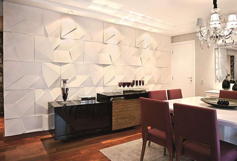 Top Decoração com coco, couro e mais: veja como revestir as paredes IR63