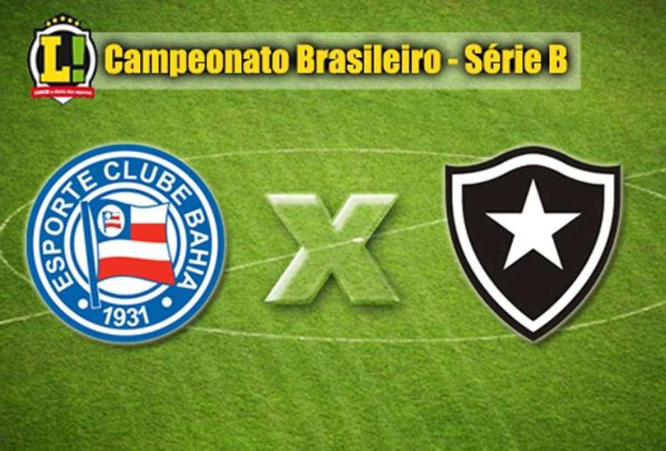 f957506254 Bahia e Botafogo se encontram em duelo de gigantes pela Série B
