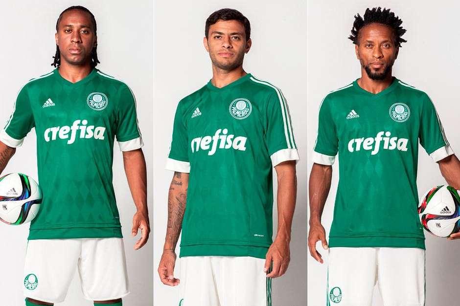a5d002afa4a Palmeiras e Adidas ficam próximos de fechar renovação de contrato