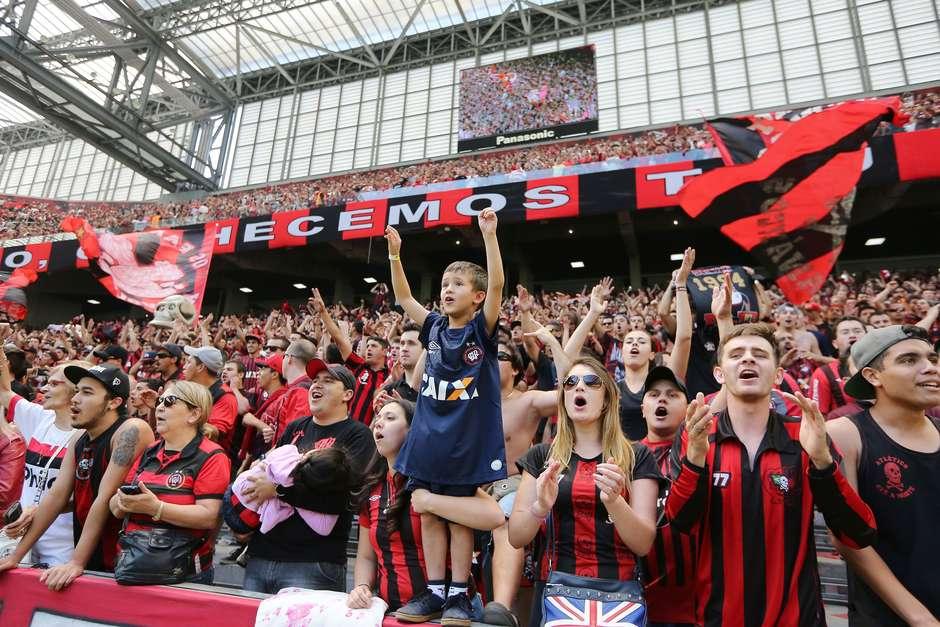 bb5b26e75f Atlético-PR proíbe organizada Ultras de entrar na Arena novamente