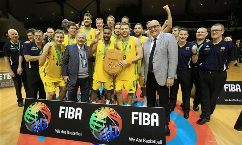 97626e447d Austrália bate a Nova Zelândia e é o terceiro país com vaga no Rio 2016 no basquete  masculino