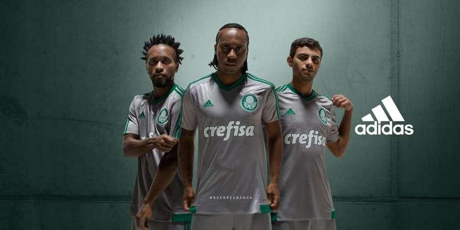 df5234149b Loja oficial do Palmeiras inicia venda da terceira camisa