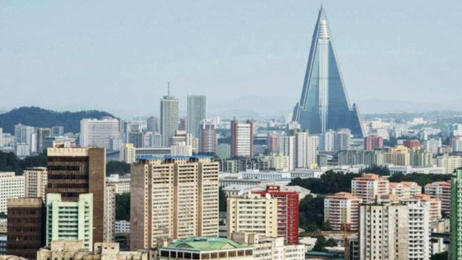 Resultado de imagem para capital da coreia do norte fotos