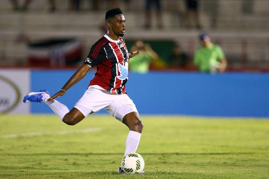 Eto o faz história no Come-Fogo ao marcar por Comercial e Botafogo-SP 69692739d6cad