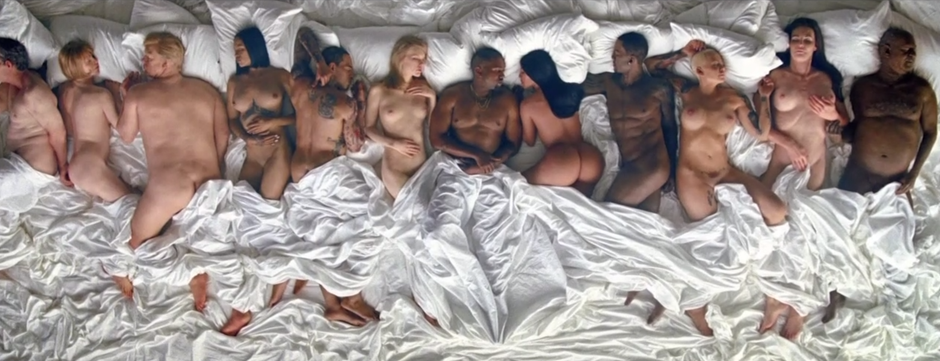 video de Kanye West - Famous