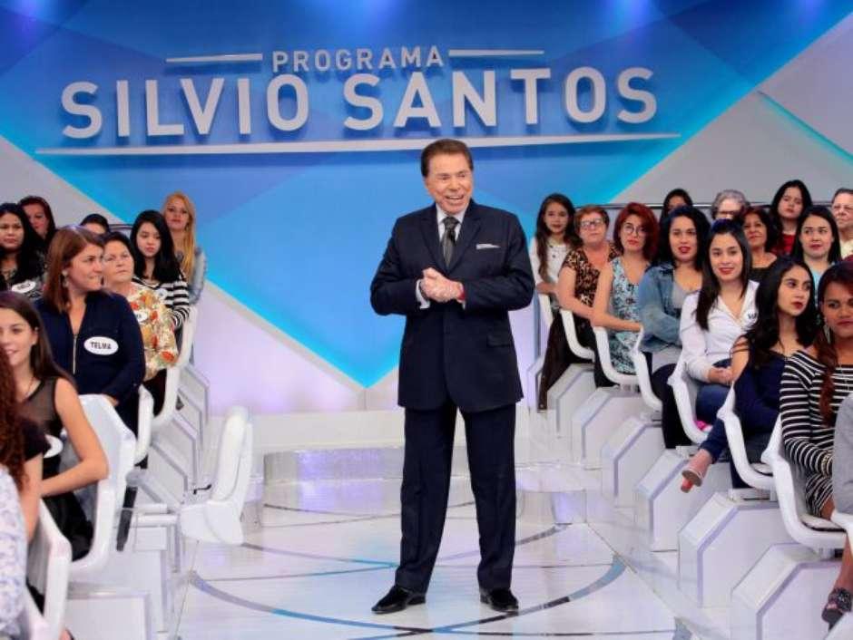 34b7581242 Silvio Santos alfineta Patricia Abravanel sobre polêmicas   Malhada na  internet
