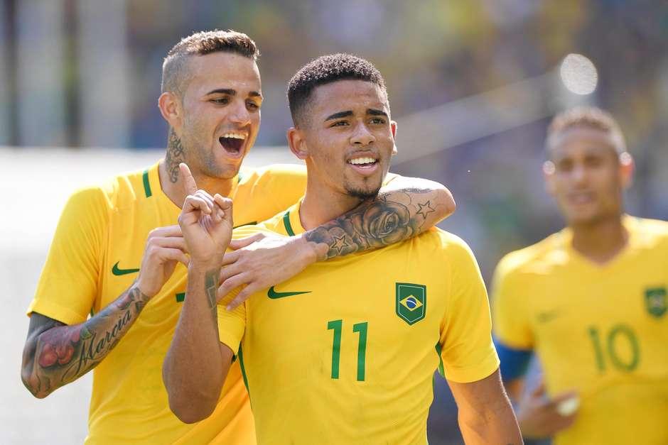 18c63e4133 Brasil amassa Honduras e vai à 4ª final por ouro inédito