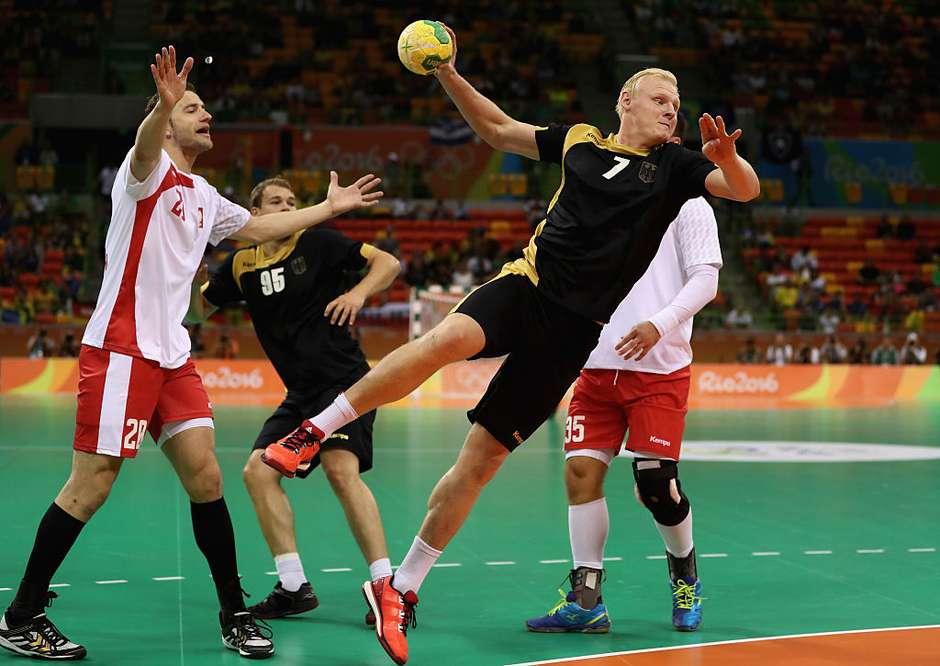 Alemanha supera Polônia e fica com o bronze no handebol masculino 21f91f75e3539