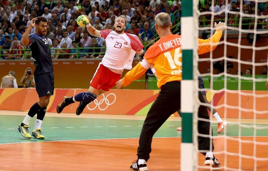 Dinamarca ofusca bicampeã olímpica França e conquista ouro no handebol 374867be5900b