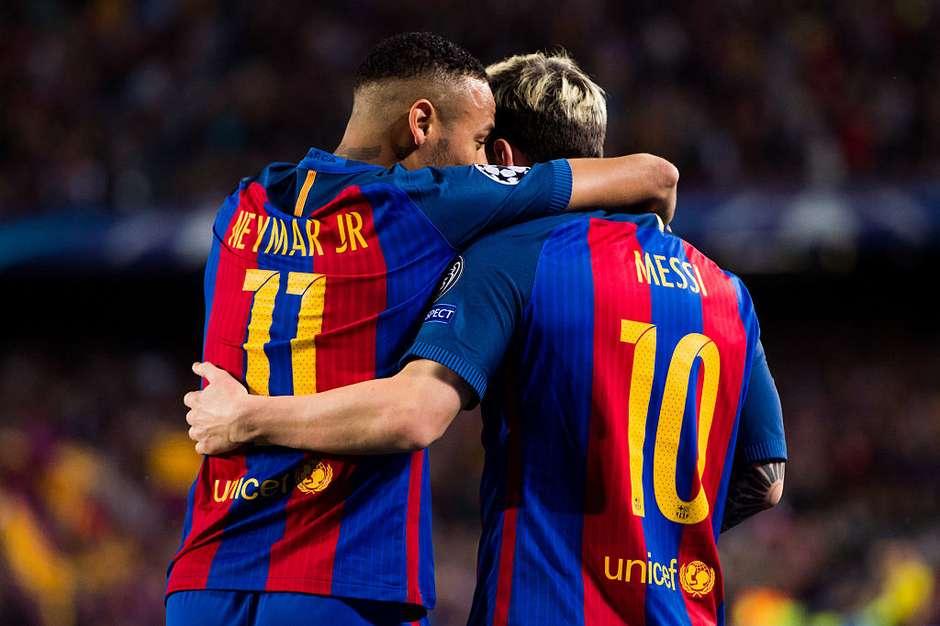 Neymar quer Lionel Messi no Paris St-Germain- isso poderia acontecer?