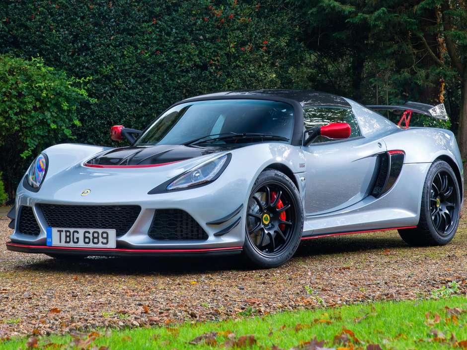 Lotus Exige Sport 380, todo un super auto