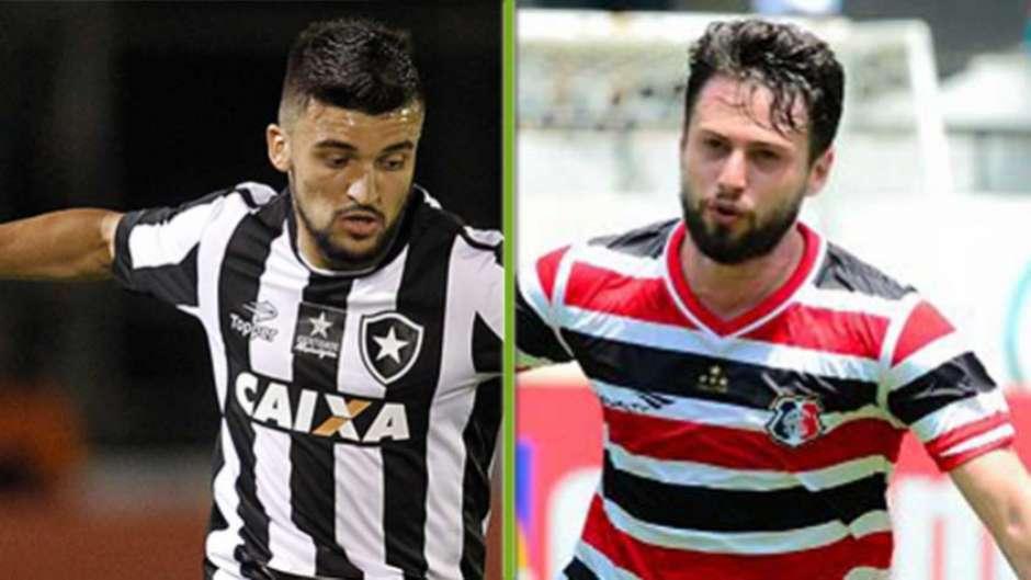 Botafogo tem semana decisiva por João Paulo e permanência de Victor 6c4c60aca4ae0