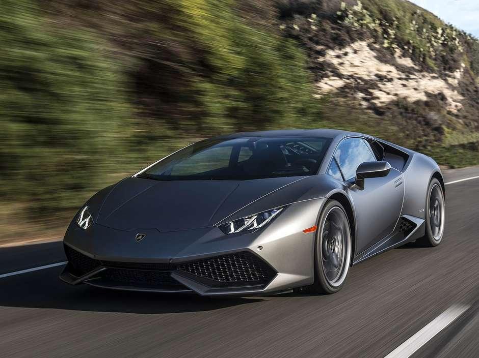 Lamborghini superó su meta de ventas en 2016