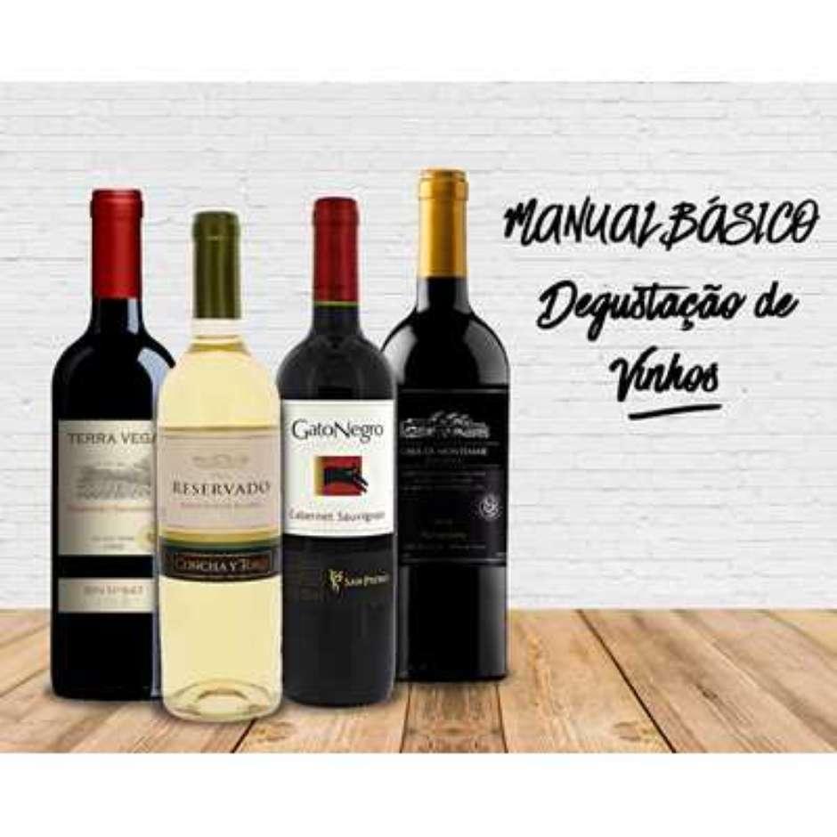 ac17b4b46 Manual básico de degustação de vinhos para iniciantes