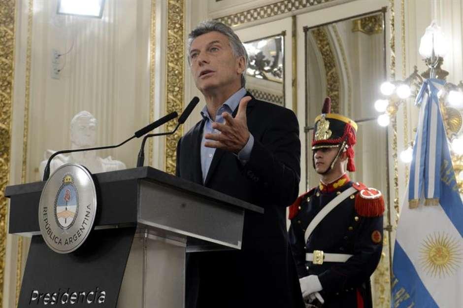 Argentina: Macri enfrenta primeira greve geral em 16 meses de governo