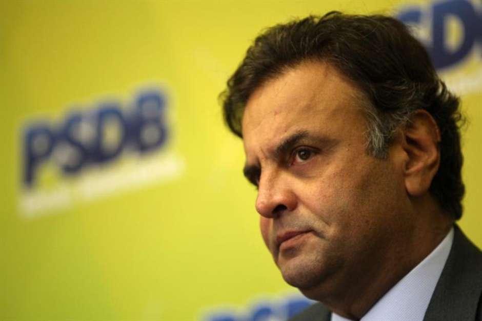Dodge reitera ao STF denúncia por corrupção contra Aécio Neves