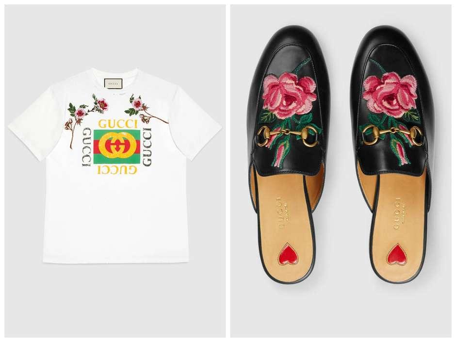 cbb113dd14 Anitta e mais famosas usam camisetas Gucci de até R$ 2,9 mil