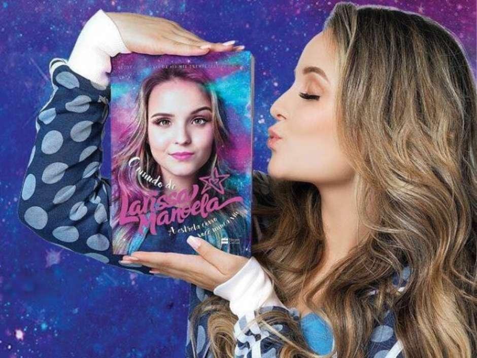Larissa Manoela atinge marca impressionante com vendas de seu segundo livro! 8f6e5f2603