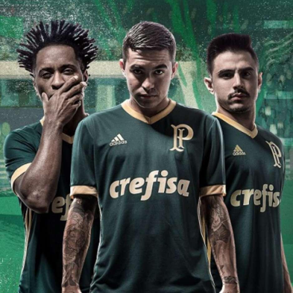 54ffdecc7e Palmeiras divulga nova camisa 3 e irá estreá-la contra a Chapecoense